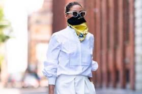 防疫時髦樣!盤點後疫情時代我們必須擁有的口罩變化款&特殊色