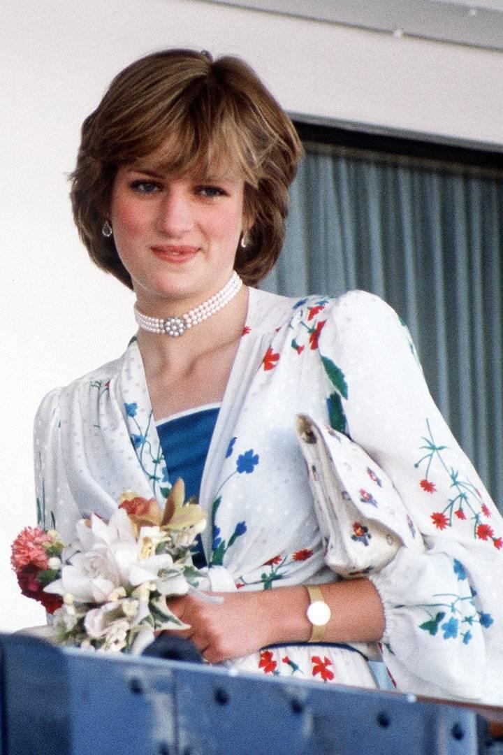 © Princess Diana Archive 圖/VOGUE提供