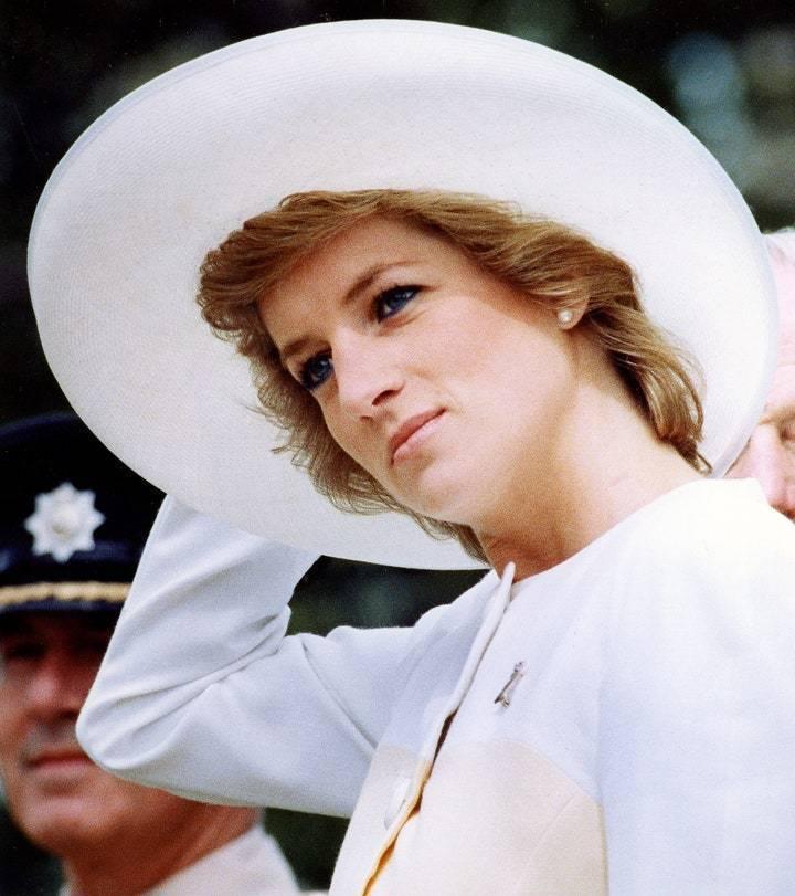 Britain's Princess Diana, the Princess o...