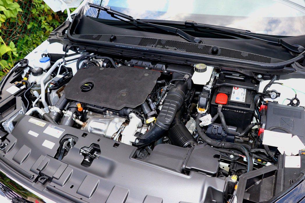 Peugeot 308 1.5L GT LINE還全新搭載PSA集團最新的1.5...