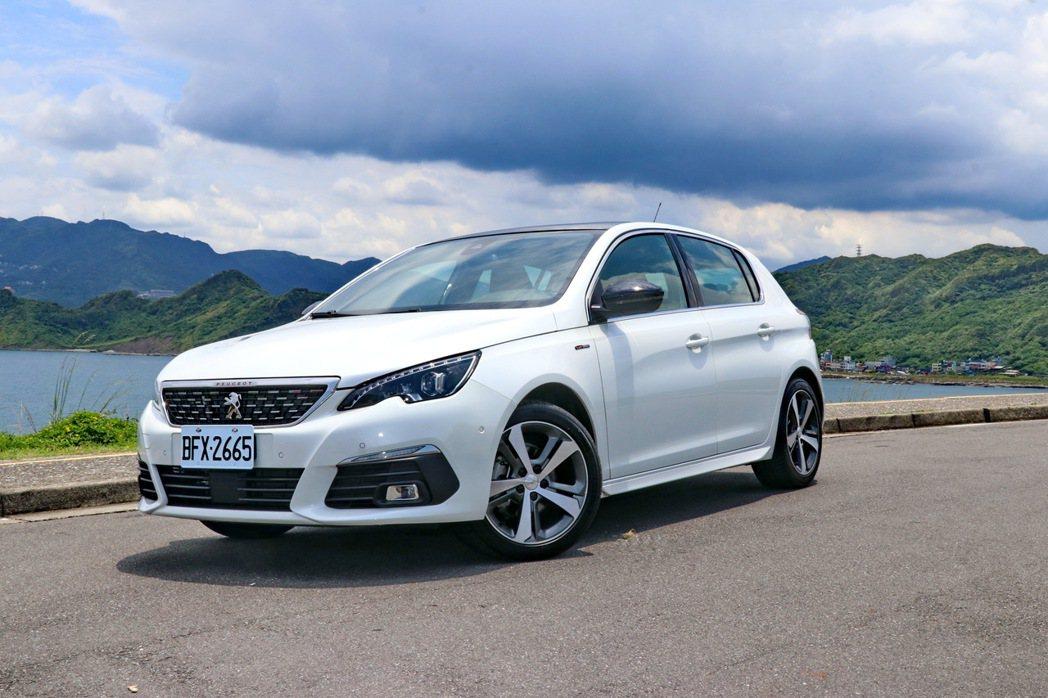 Peugeot 308 1.5L BlueHDi GT-Line有法系車一貫的紮...
