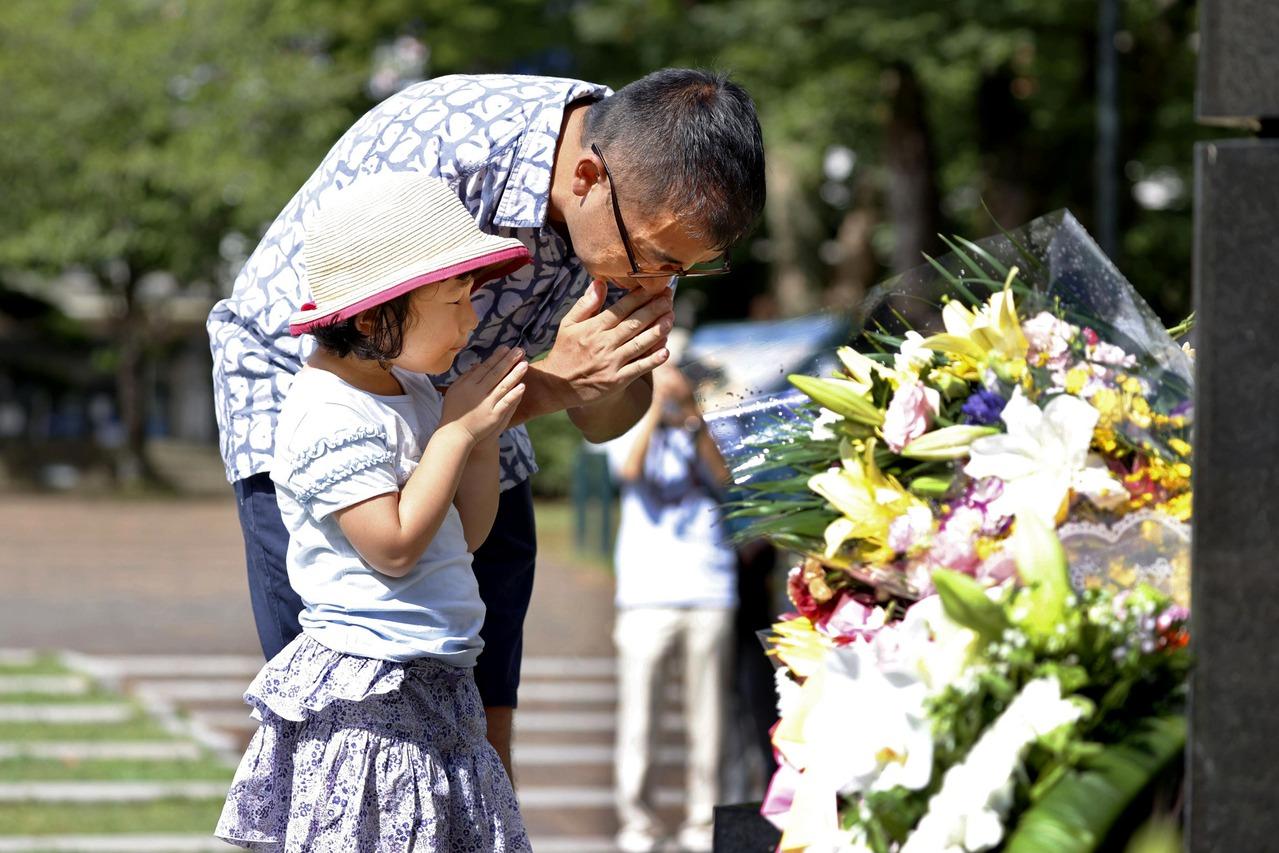 原爆倖存者:看了這麼多屍體 竟然流不出淚