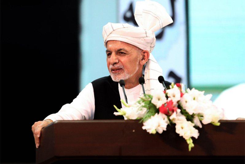 阿富汗總統甘尼表示將簽署命令,釋放400名塔利班囚犯。 法新社