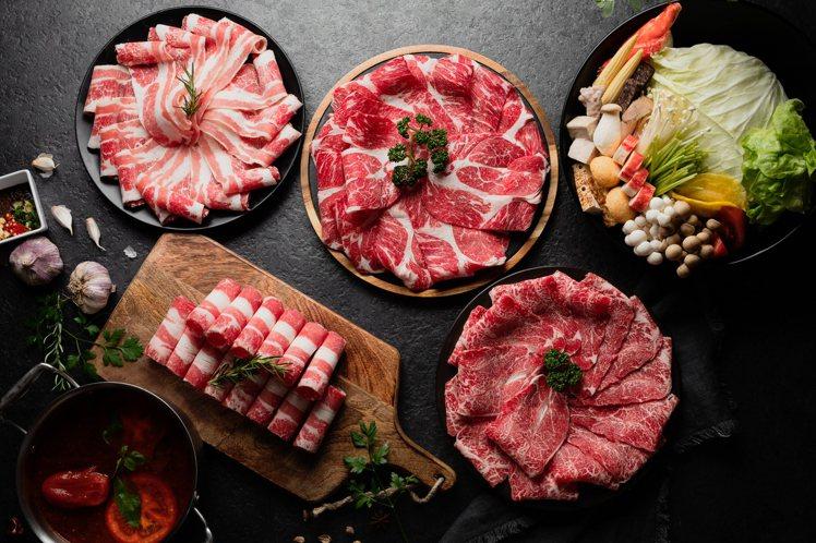 肉多多火鍋新增加宵夜用餐時段。圖/肉多多提供
