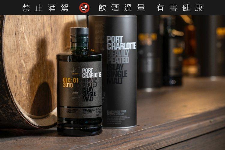 波夏(Port Charlotte)是布萊迪酒廠旗下的重泥煤威士忌品牌,泥煤度為...