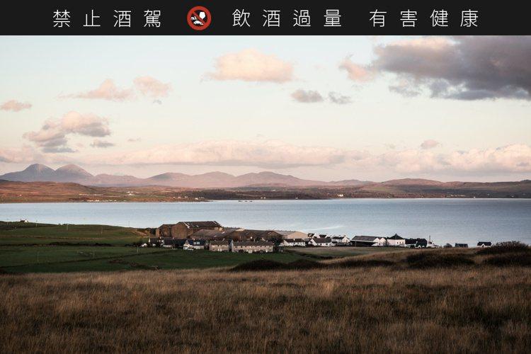 布萊迪酒廠於1881年創建於蘇格蘭遙遠的艾雷島。圖/布萊迪提供