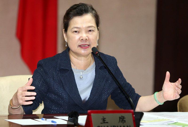 經濟部長王美花。圖/聯合報系資料照片