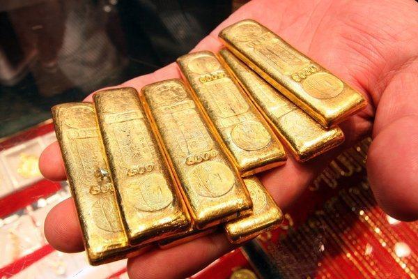 學者指出,黃金價格常受到貨幣政策、政經因素影響,不安定的因素都可能推升金價上漲。圖/聯合報系資料照片