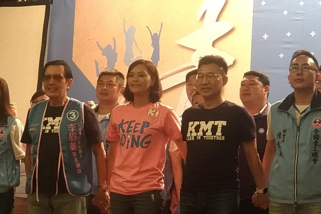 批民進黨非要陳其邁當市長不可 馬英九:高雄人欠他?