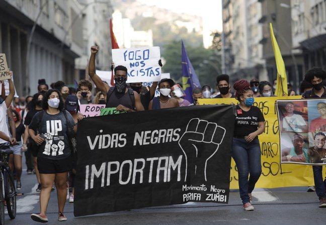 巴西種族差異現象嚴重,全國逾半數為有色人種,但在金融領域問題更明顯,高階主管僅3...