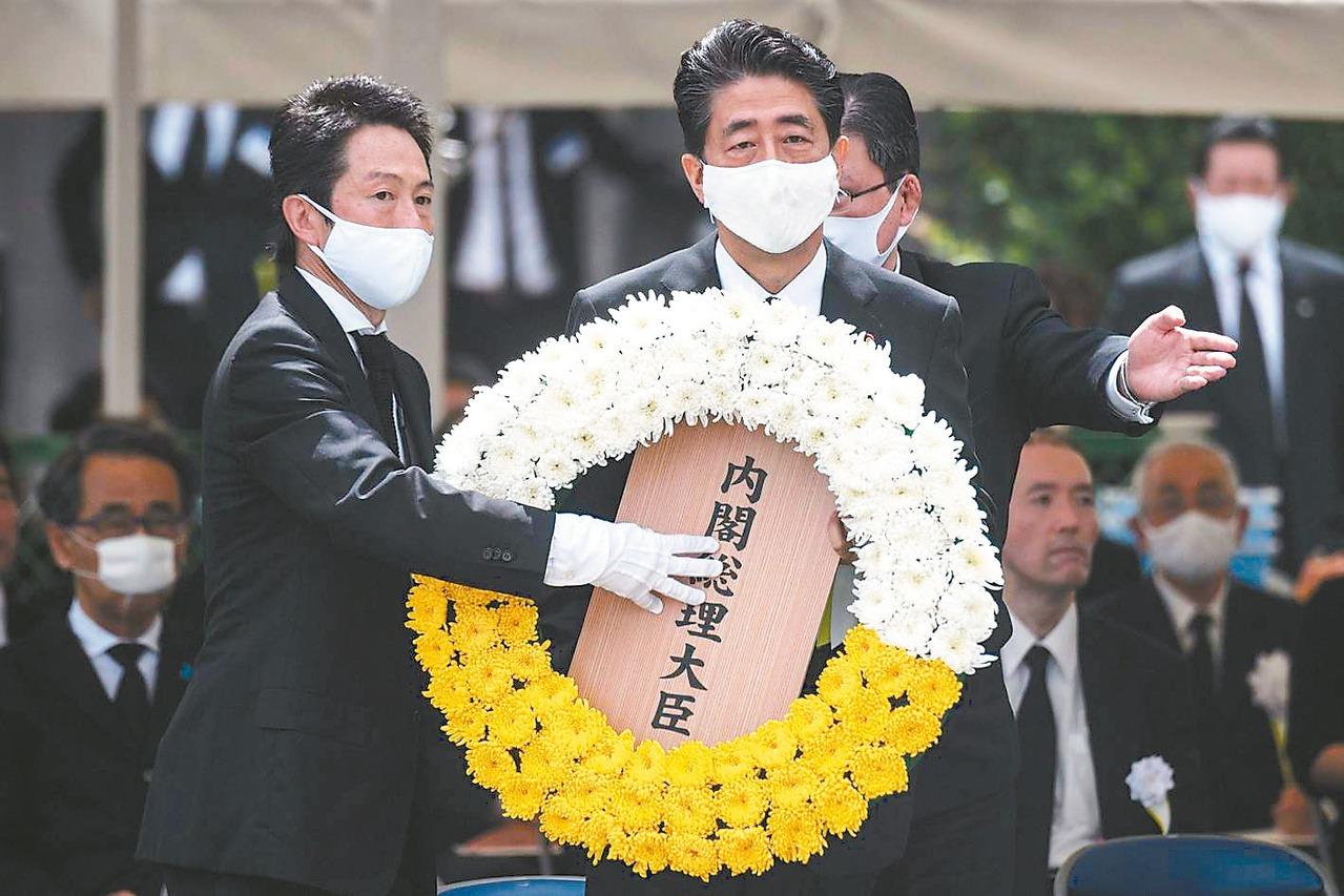 長崎市長籲簽「禁核武條約」 安倍冷處理