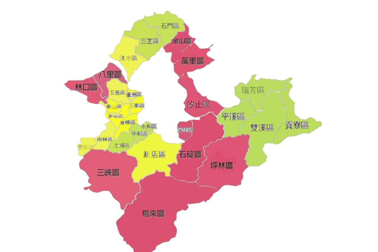 交通事故增逾2成 新北偏鄉亮「紅燈」