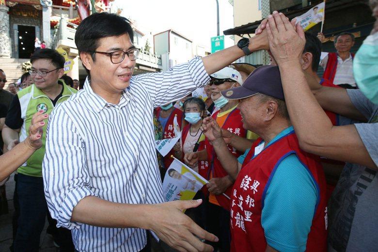 面對陳其邁再度叩關高雄市長大位,國民黨的打貪策略能否奏效? 圖/聯合報系資料照