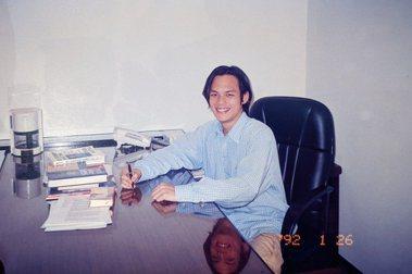台灣大哥大總經理林之晨:我不覺得年輕時應該要減少犯錯,那是形塑人格的關鍵