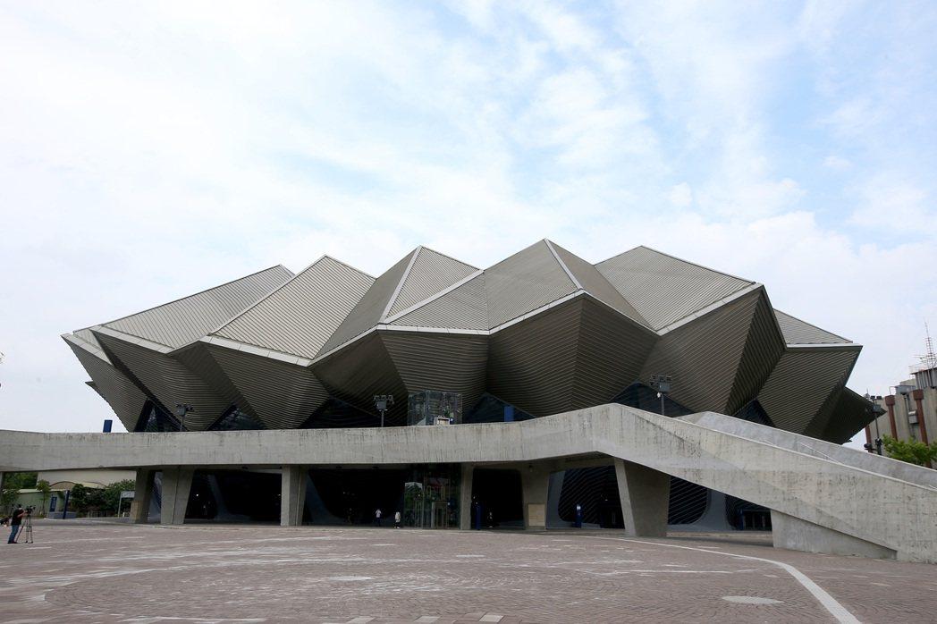 台北流行音樂中心將於九月開幕。記者余承翰/攝影 余承翰