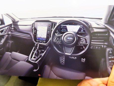 新一代Subaru Levorg日本型錄曝光 內裝與售價編成全都露!