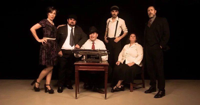 阿根廷盲人劇團是阿根廷第一個由視障人士和一般演員一同演出的劇團,今年4月初原預計...