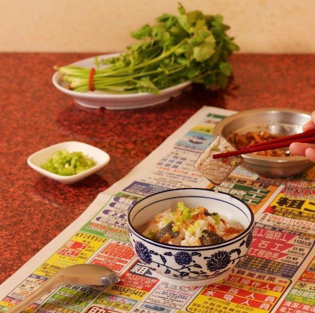 台南館「台南鹹粥」是討海人必吃帖方,讓人精力充沛的開胃美食。  煙波國際觀光集團...