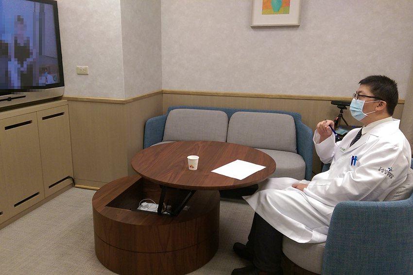 聯新國際醫院國際醫療中心,疫情期間協助不少在海外的台灣同胞獲得醫療照護,實現「沒...
