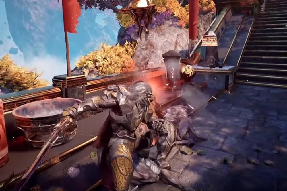 《眾神殞落》釋出9分鐘實機遊玩影片 展示DualSense觸覺控制體驗