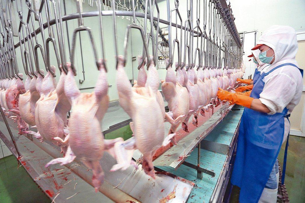 國內白肉雞業者去年開始,要求應進一步規範標示屠宰日期和包裝日期,讓國人採購時,可...