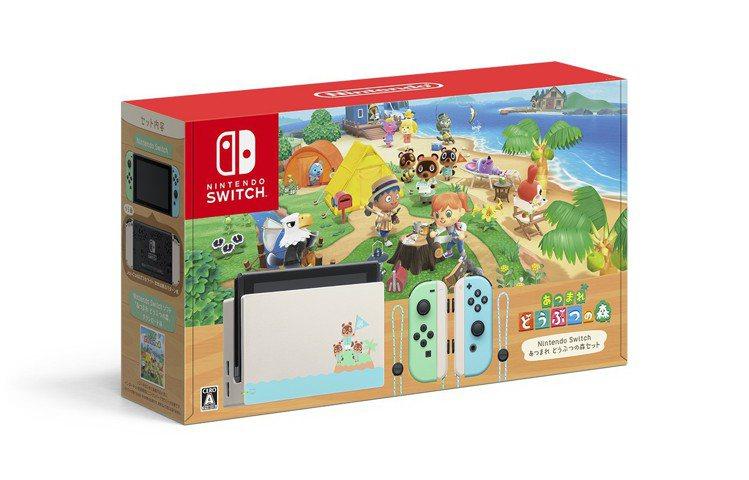 蝦皮購物8月11日凌晨5點將開搶一機難求的Nintendo Switch動物森友...