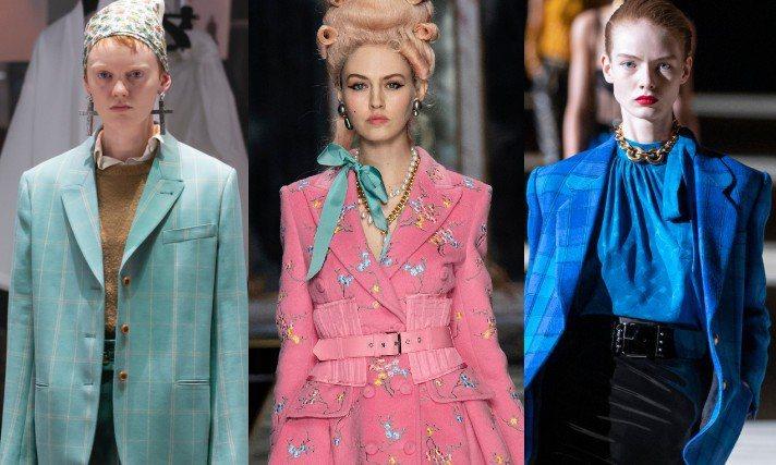 法國時尚趨勢預測公司Heuritech與色彩權威Pantone攜手推出最新的秋季...