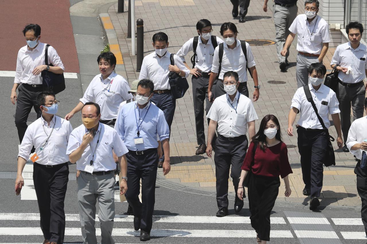 日本新冠肺炎確診新增836例 累計破5萬例