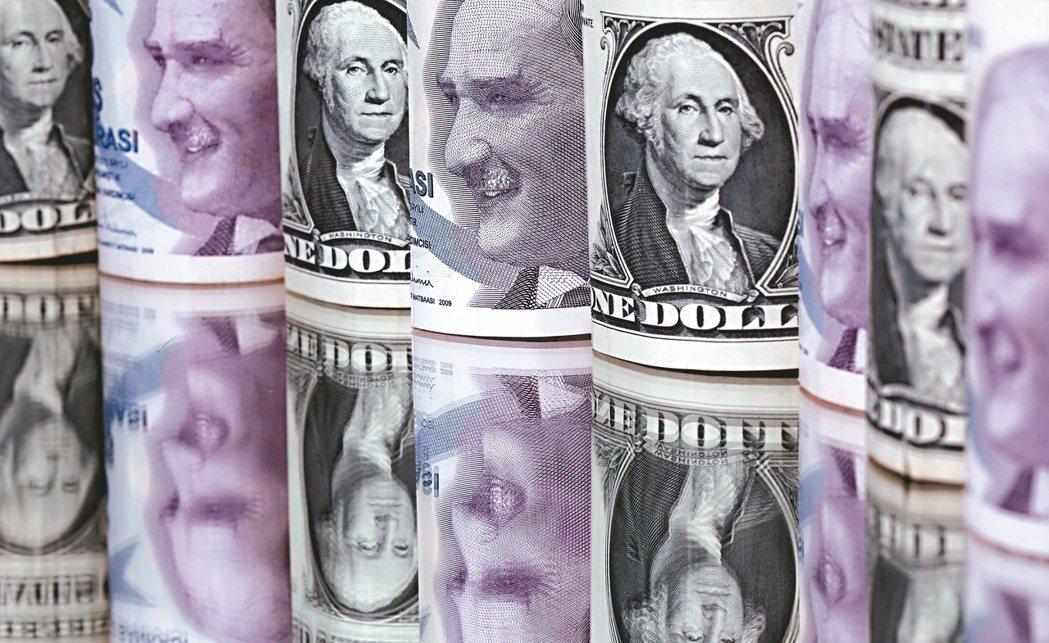 分析師認為,新興市場接下來面臨所謂「3T」風險,近來震盪加劇的土耳其金融市場也名...