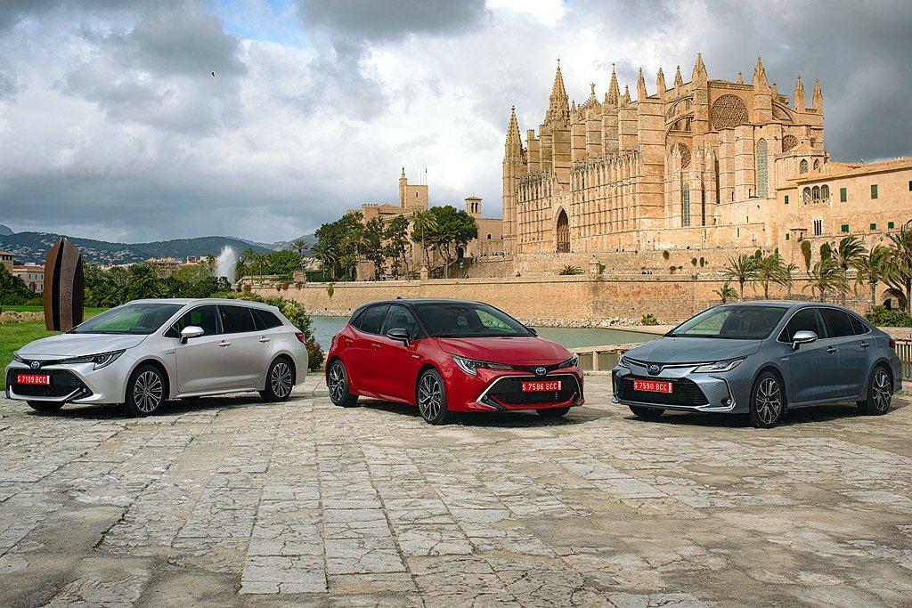 Hybrid複合動力車型已經成為Toyota汽車在歐洲地區的銷售主力,品牌最熱賣...