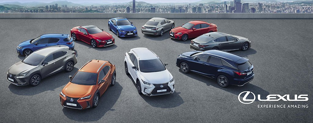 牌Lexus上半年於歐洲地區總銷售為29,595輛(-27%),當中以休旅陣容最...