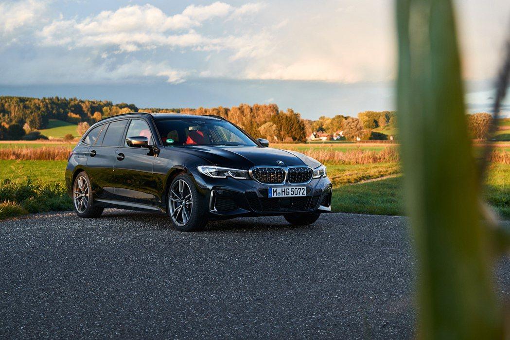 BMW M3 Touring 未來確定問世後,將面對強勁性能旅行車對手Audi ...