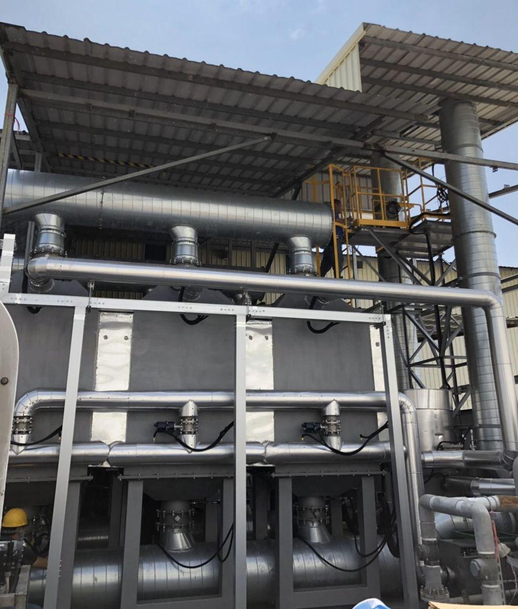 鼎堅綠能空汙防治及節能設備,協助廠商提高市場競爭力。 業者/提供