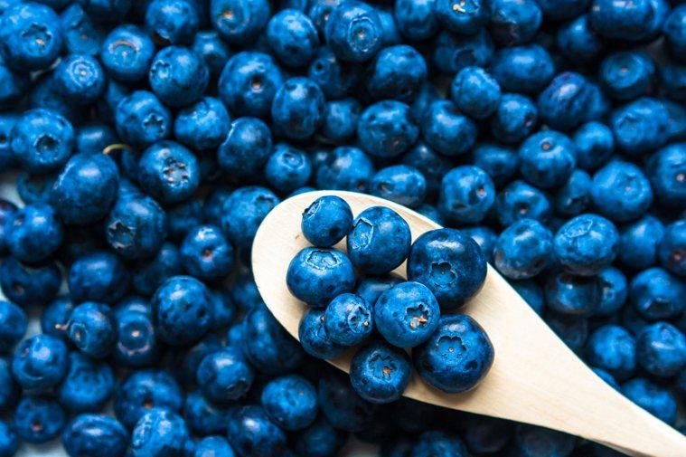 藍莓。圖/ingimage