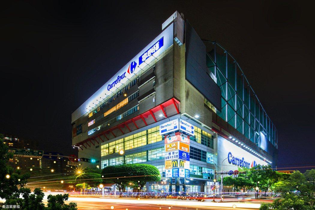 新店家樂福商圈是新店人主要的生活區域,也是新店市主要的核心地段。 圖/海悅國際開...