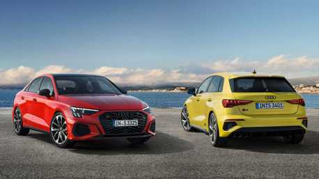 全新世代 Audi S3車系正式發表 帶來如往常嗆辣的306匹馬力!