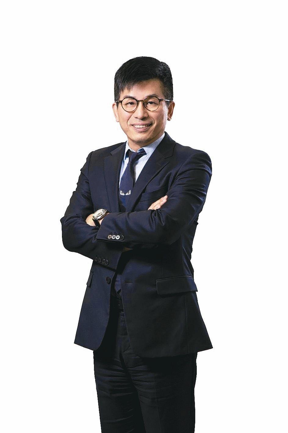 富蘭克林華美目標2037組合基金經理人邱良弼。 富蘭克林華美投信/提供