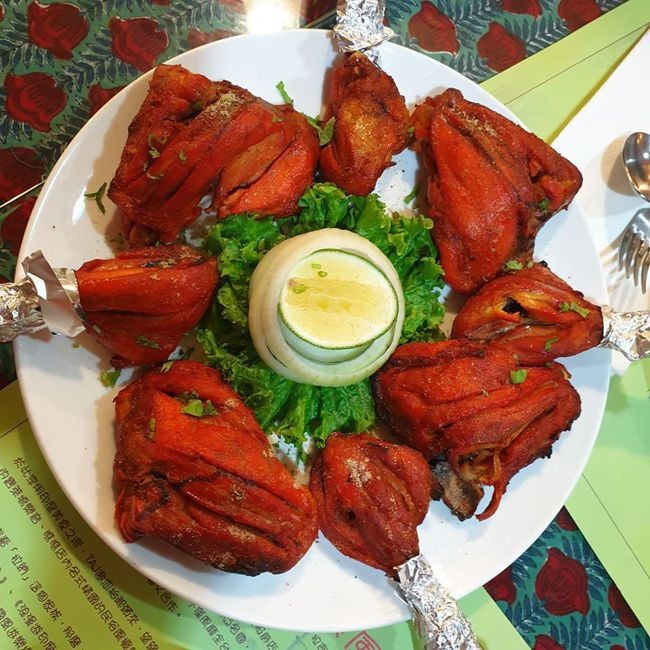 提供北印料理的泰姬,首度入選必比登推薦名單。 圖/取自TAJ 泰姬印度餐廳 In...