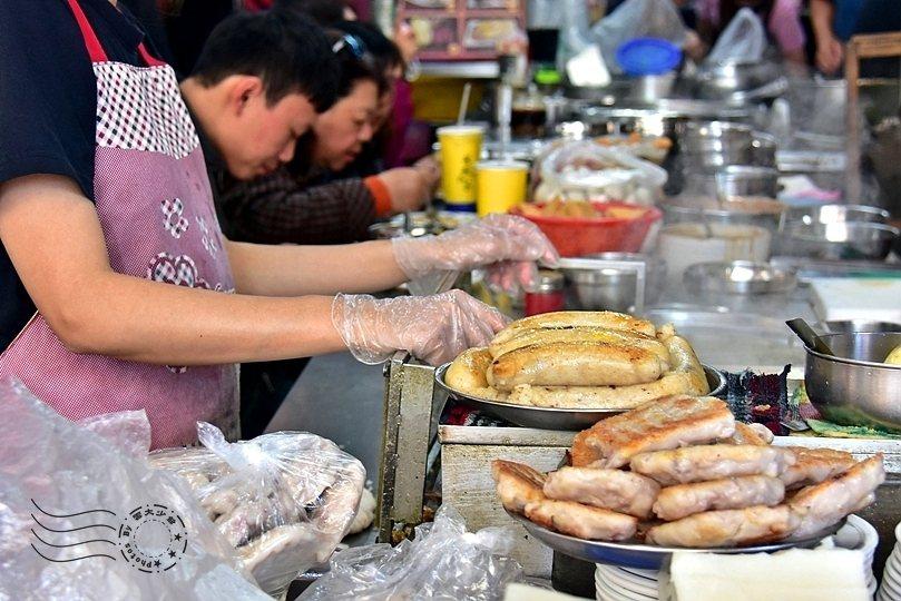 王記菜頭粿糯米腸