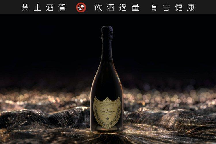 香檳王新年份2010,預計8月底在台上市。國內建議零售價目前未定。圖/Dom P...