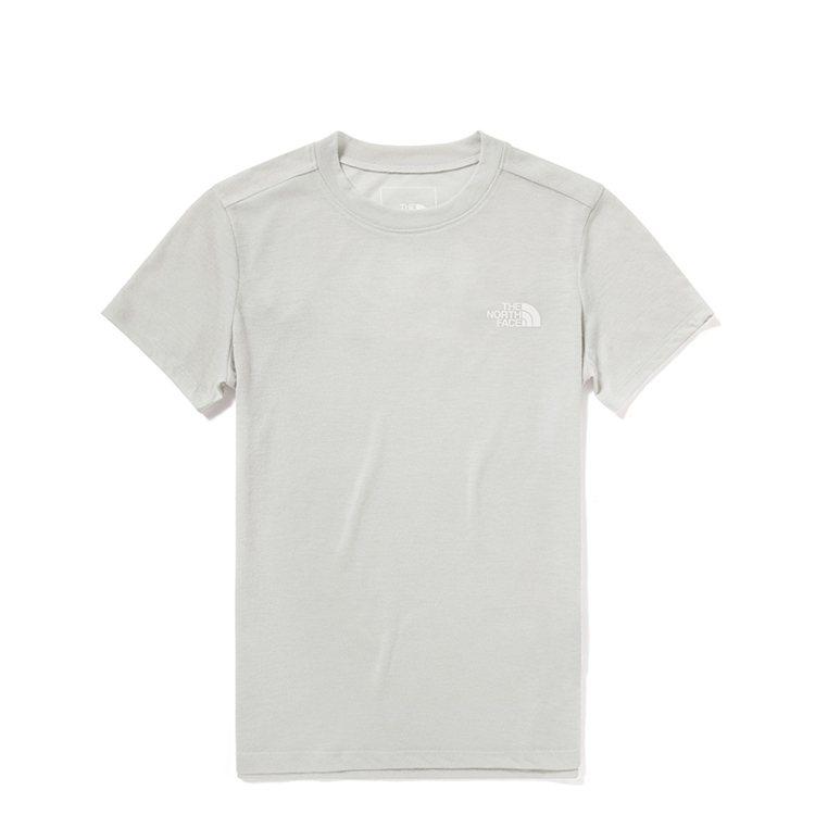 Women Active Trail羊毛混紡T恤1,980元。圖/The Nor...