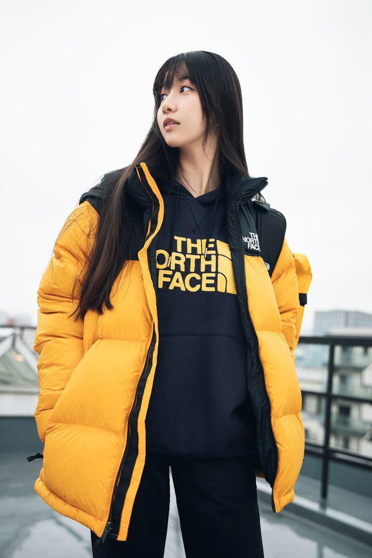 cocomi木村心美受邀演繹The North Face女性主題「由我發現」系列...