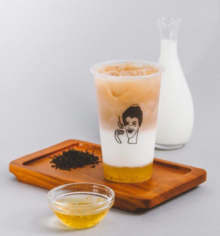 不要對我尖叫「桂花鮮奶茶」。圖/KLOOK提供