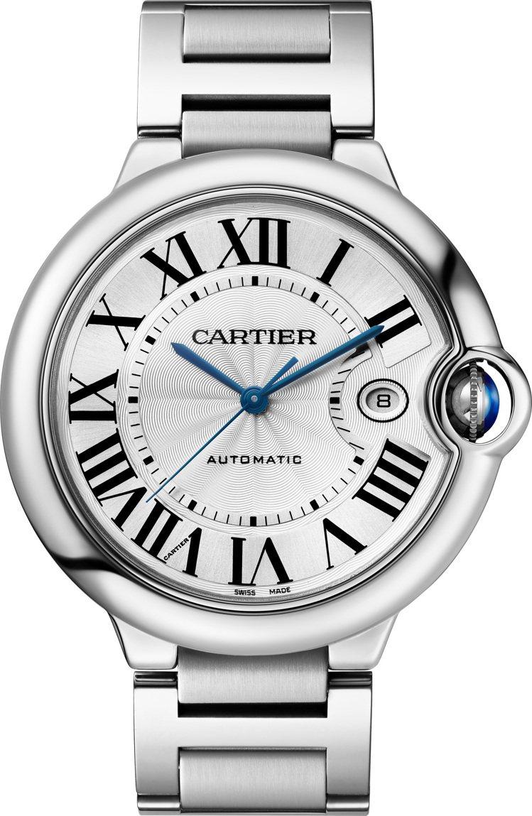 卡地亞Ballon Bleu de Cartier系列42毫米精鋼腕表,20萬1...