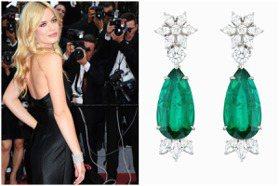 蕭邦頂級珠寶腕表展秀絕美祖母綠 訴說永續珠寶美學