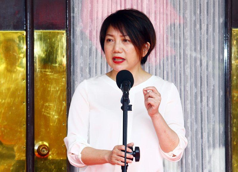 民進黨立委范雲。圖/聯合報系資料照片