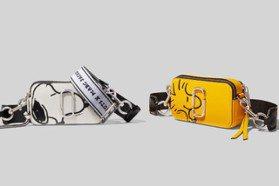 史努比大臉主題 The Marc Jacobs相機包可愛到讓人想包色!