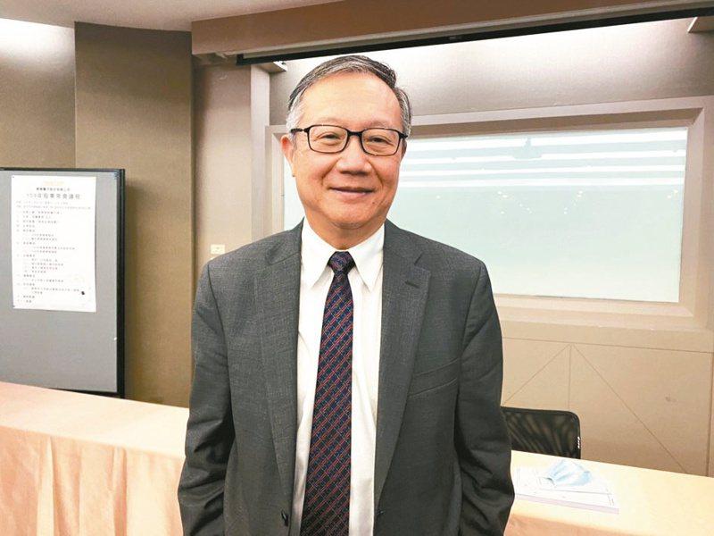 敦泰董事長胡正大 (本報系資料庫)