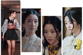 韓劇少見的精品時裝品牌 徐睿知「雖然是精神病但沒關係」一口氣穿4套