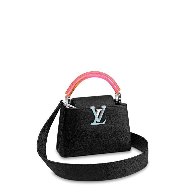 Capucines Mini春夏新款,15萬2,000元。圖/LV提供